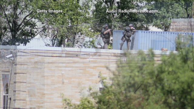 Why did gunman open fire on Sikh temple?
