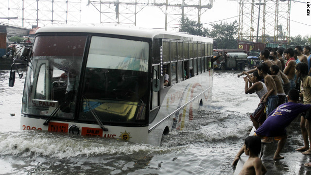 Philippines braces for more flooding