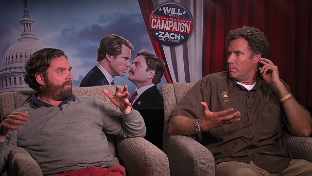 If Will Ferrell was president