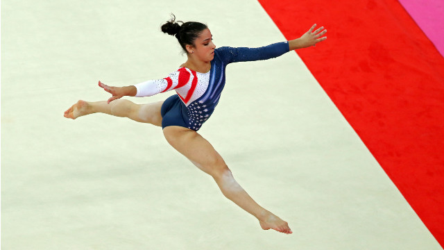 U.S. female gymnasts continue domination