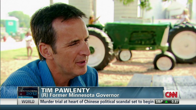 Why Pawlenty may be Romney's VP