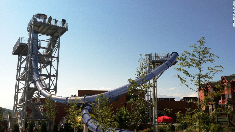 Biggest Waterslide In The World At 135 Feet Images Galleries With A Bite