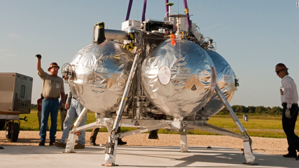 A father-son chat leads to first-of-its-kind NASA spacecraft