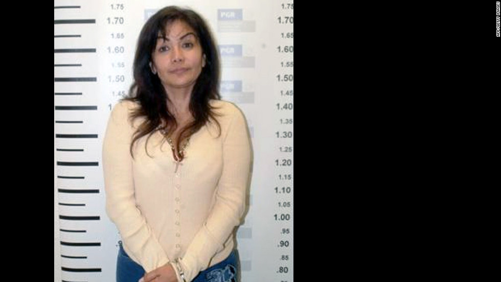 Mexico's 'Queen of the Pacific' released from prison