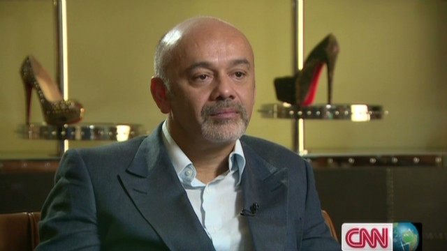 Sole survivor: Christian Louboutin