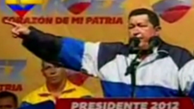 Chavez claims capture of U.S. spy