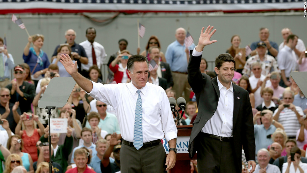 Paul Ryan will shift the campaign dynamic - CNN