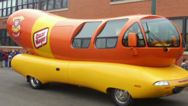 From Weinermobile driver to VP candidate