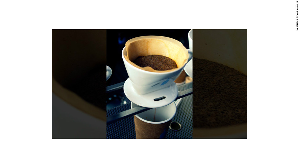 Precise weighing and water temperatures may seem fussy, but they result in a great cup of coffee.