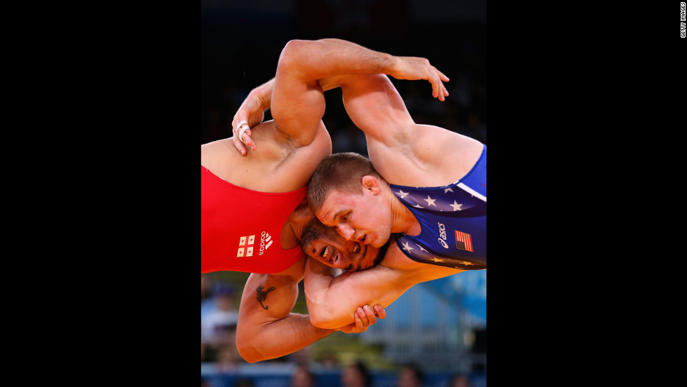 Varner defeated George Gogshelidze of Georgia in the semi-final match to move on to the finals.