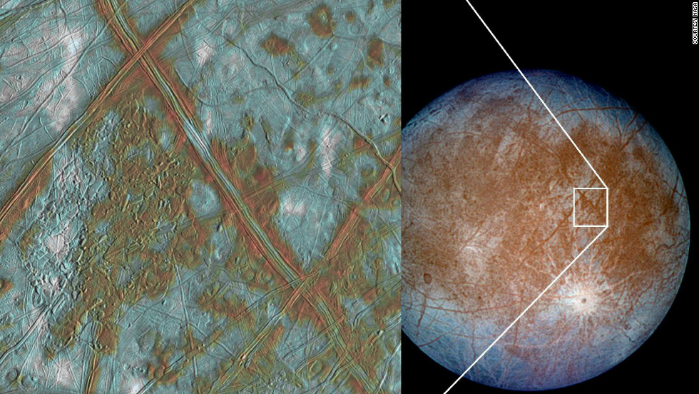 Is there life on Jupiter's moons? Juice may hold the key