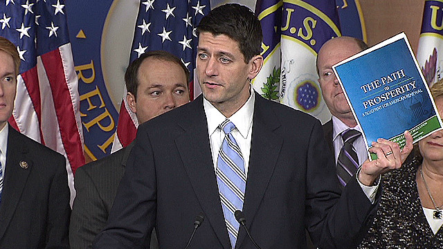 Paul Ryan's Foreign Policy _00004120