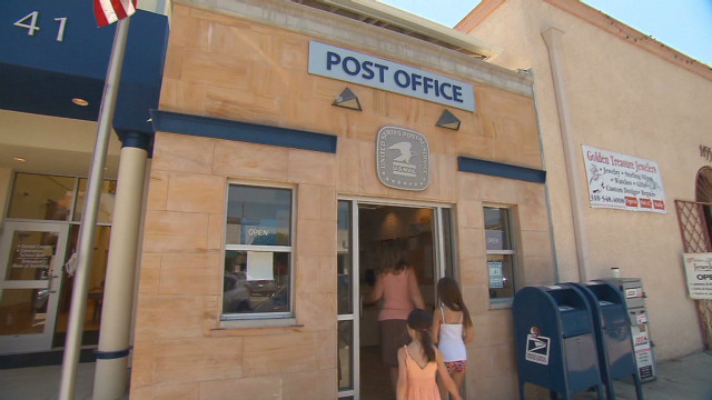 All-volunteer post office thriving