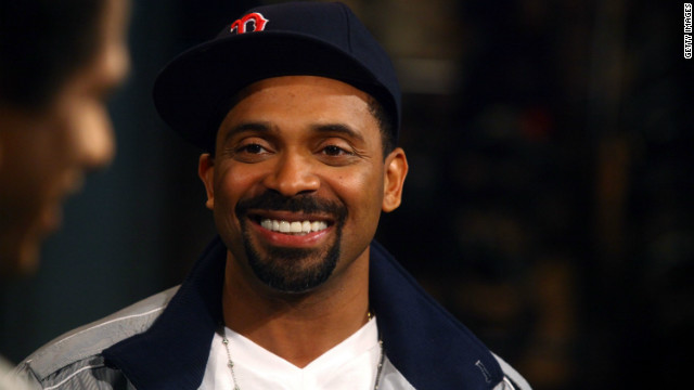 Mike Epps faced criticism over bringing a kangaroo on stage