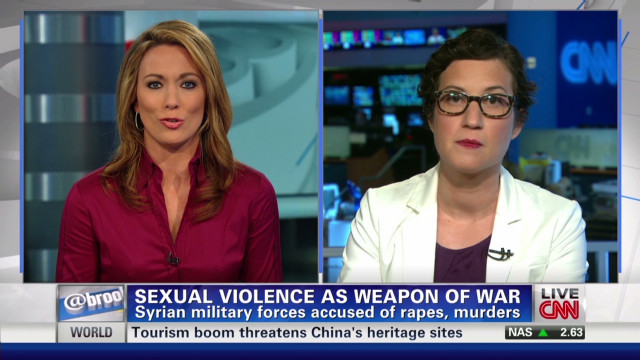 Sexual violence as weapon of war