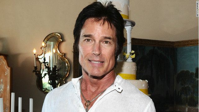 "Ronn Moss, shown in 2011 in Los Angeles, California, has been on ""The Bold and the Beautiful"" since 1987."