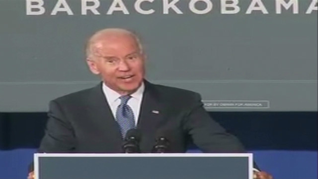 Biden: Nothing gutsy about Romney plans