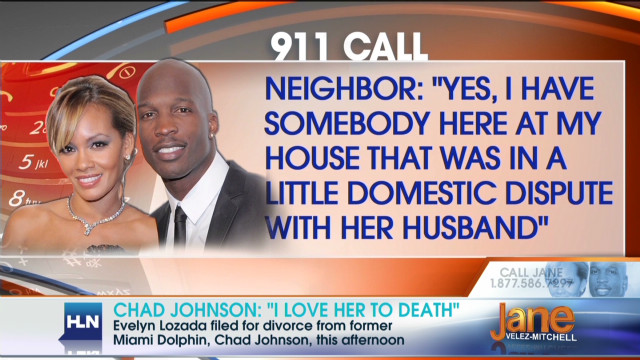 Hear 911 call in ex-Ochocinco dispute