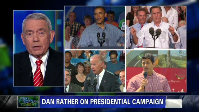 Dan Rather: 'Meaner than a mama wasp'