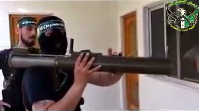 Syrian rebels' weapon capability