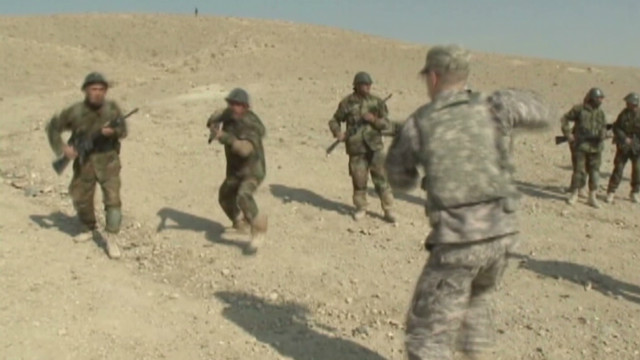 Pentagon: Afghans killing U.S. troops