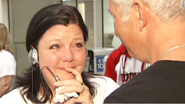 Mom hears son's heartbeat in recipient