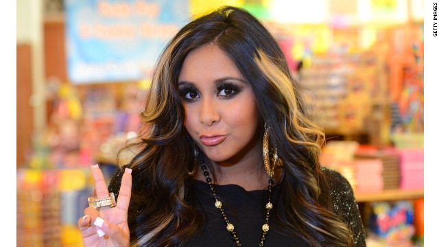 Comedian's choice: Snooki, Trump for VP