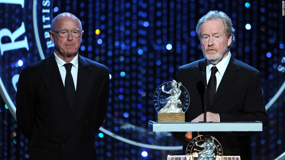 Both Scott and his older brother Ridley Scott, right, produced and directed films, enjoying careers that spanned decades.