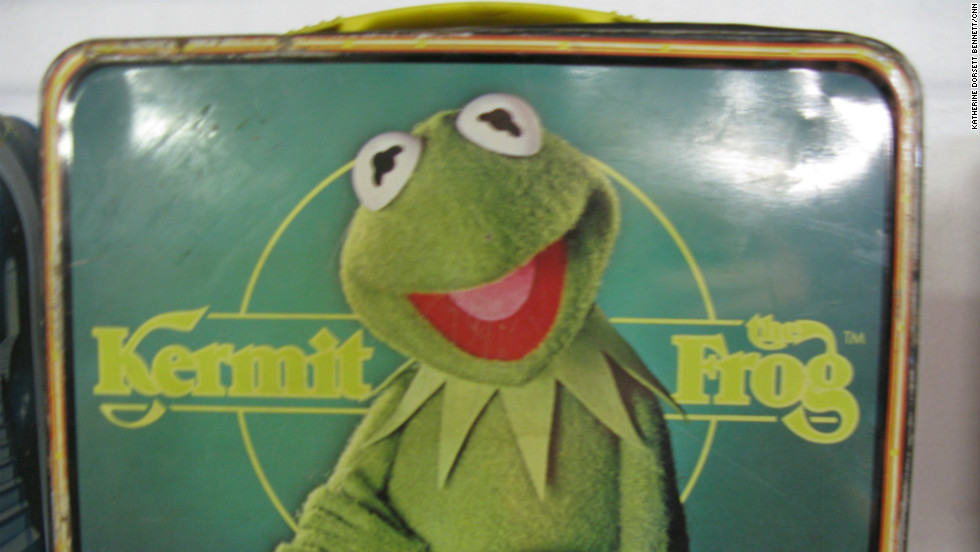 Thermos produced this Kermit the Frog lunchbox in 1979.