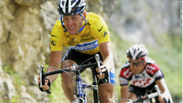 Armstrong's denials through the years