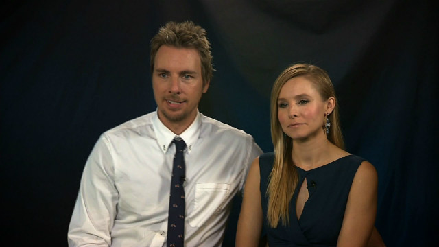 Kristen Bell and Dax Shepard say they won't get married until same-sex couples are allowed to lawfully wed.
