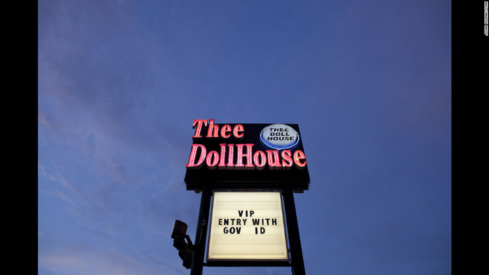 Thee DollHouse was recently renovated and expects a large turnout for the Republican National Convention.   <br />