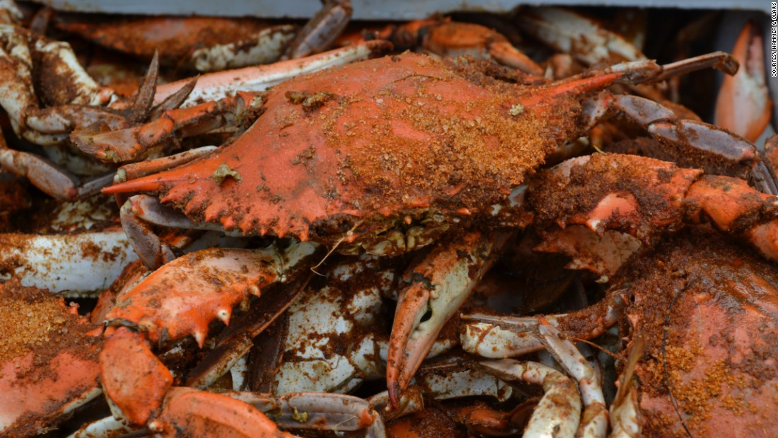 A seafood company pleaded guilty to passing off 183 tons of foreign crab meat as American blue crab - CNN