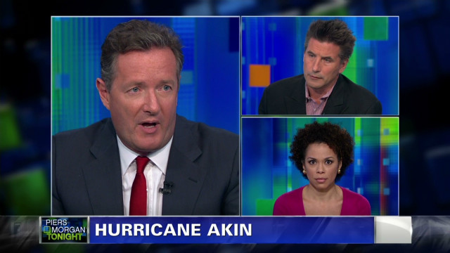 Baldwin and Holmes on Akin controversy