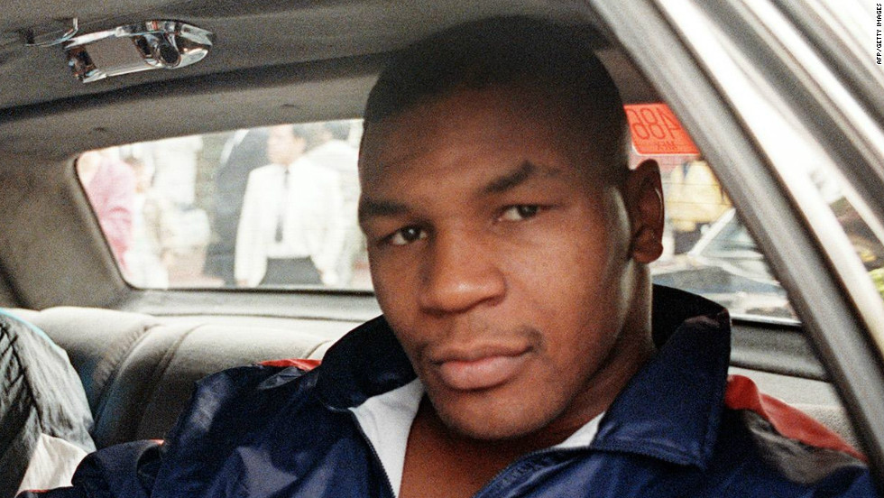 In the 1980s, King became inextricably linked to heavyweight champion, Mike Tyson, seen here during the 1988 World Boxing Council convention in Mexico City.  Tyson later sued King for fraud; the case was settled in court for $14 million.