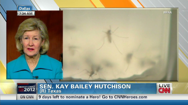 Huchison on Texas's West Nile battle