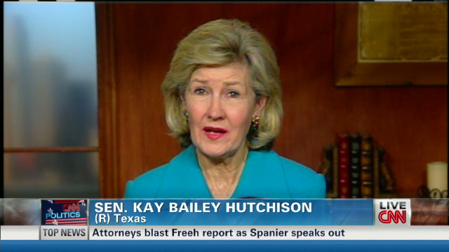 Hutchison: GOP has welcomed women