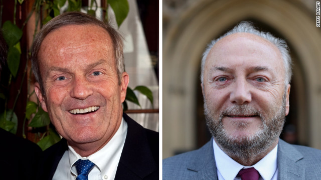Politicians Todd Akin (left) and George Galloway have both caused controversy over their remarks.