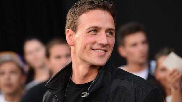 Olympic Swimmer Ryan Lochte arrives at Lionsgate Films' 'The Expendables 2' premiere