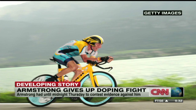 Can the USADA strip Armstrong's titles?