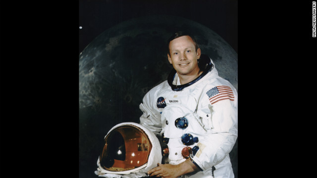 Astronaut Neil A. Armstrong poses for a portrait July 1969. Armstrong was the Commander of Apollo 11 Lunar Landing Mission. The 30th anniversary of the Apollo 11 Moon landing mission is celebrated July 20, 1999. (Photo by NASA/Newsmakers
