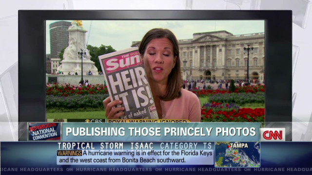 Publishing those Princely photos