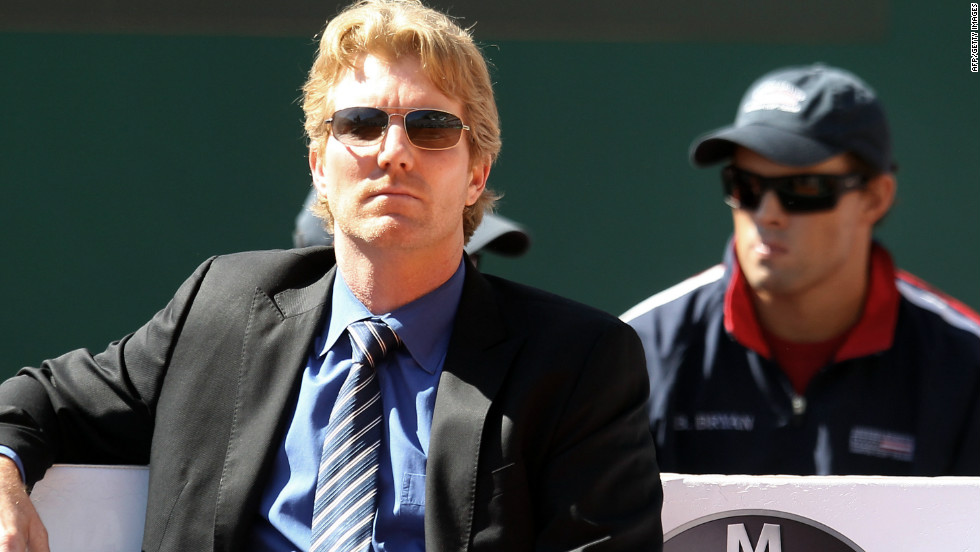 Former world No. 1 Jim Courier, now captain of the American Davis Cup team, won four grand slam titles but missed out at his home event -- losing the 1991 U.S. Open final to Stefan Edberg.
