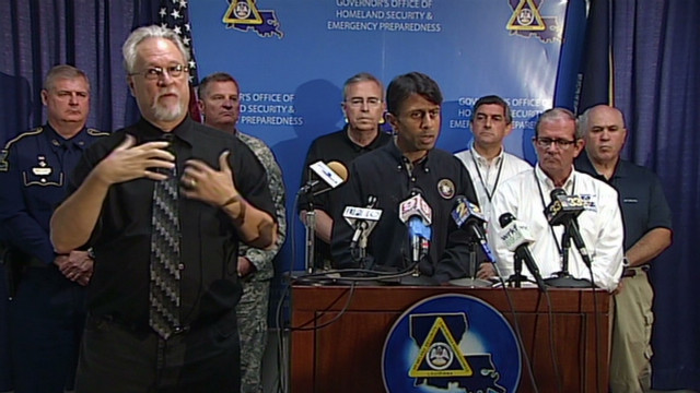 Jindal declares state of emergency in La