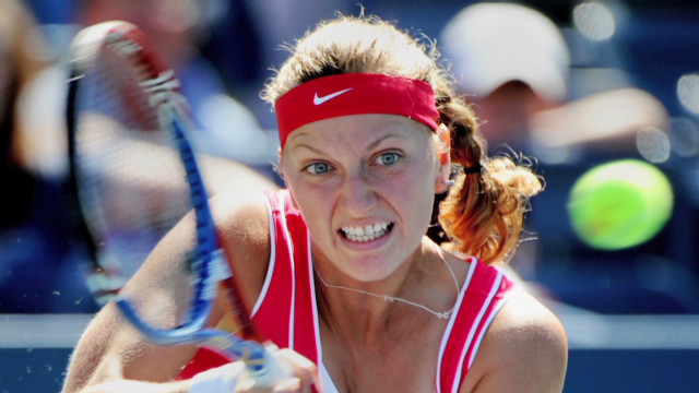 Petra Kvitova looking to win 2nd major