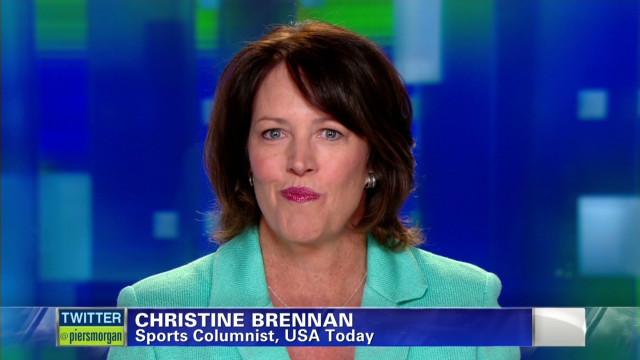 Brennan on Armstrong: 'He gave up'