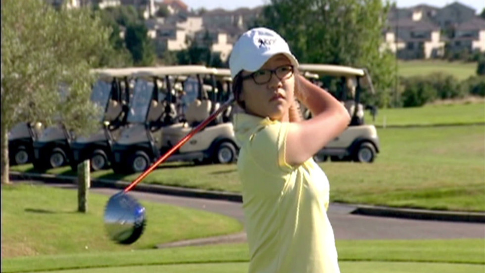 Lydia Ko, who grew up in South Korea but moved to New Zealand aged six, became the youngest winner of a professional golf tournament in 2012 aged just 14. She has since become the youngest person ever to top the golf rankings, and the youngest woman ever to win a major title.