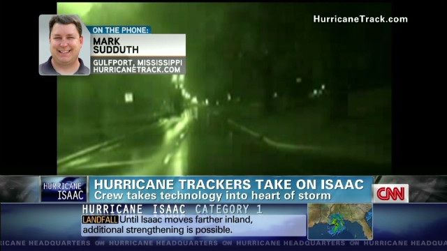Hurricane trackers take on Isaac
