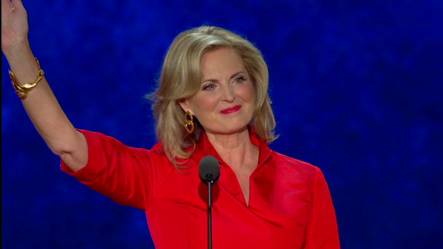 Ann Romney: Talking to you from my heart