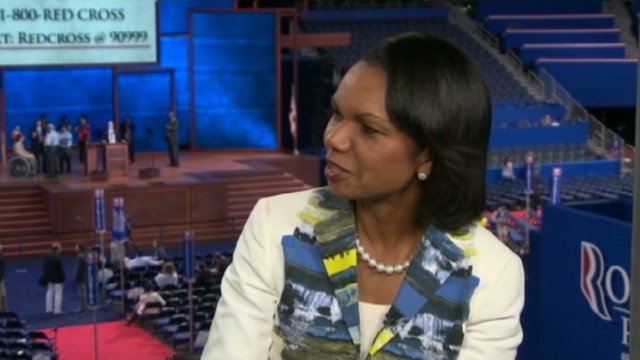 Condi Rice 'pleased' to join Augusta